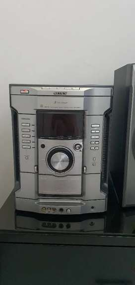 Equipo sonido SONY MHC-GN800