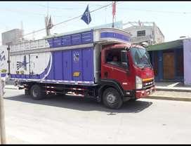 SERVICIO DE TRANSPORTE CARGAS FLETES Y MUDANZA