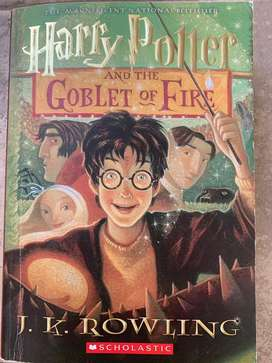 Harry Potter and The Gobet of fire