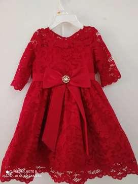 Vestido Elegante para niña