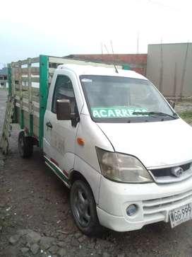 Transportamos maderas escombros y mudansas