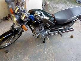 Vendo HONDA NIGHTHAWK 250CC