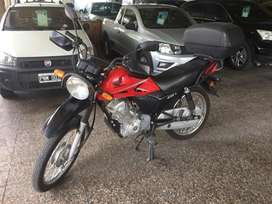 Honda cb1 tuf 2014