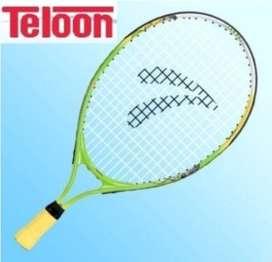 Raqueta De Tenis Infantil 19 '',de Aluminio Con Funda