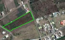 Terreno Huachi Grande - 5300 m2 - Los Laureles - Nuevo Terminal Ambato