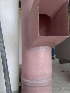 SHUT DE BASURAS (fabricación, instalación, mantenimiento)