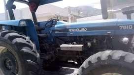 Vendo un tractor New Holland