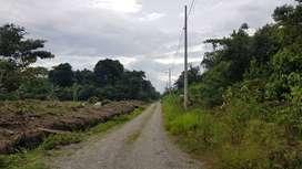 Terreno de 2000 m2 en la ciudad del Puyo
