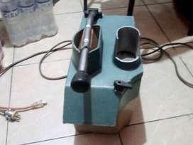 Maquina de hacer chifles