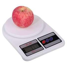 Balanza Gramera Báscula Digital Capacidad Hasta 10kg Sf-400