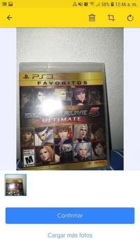 Juego Playstation 3 Dead Or Alive 5 Ultimate