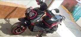 Moto scooter Nexus 150t1
