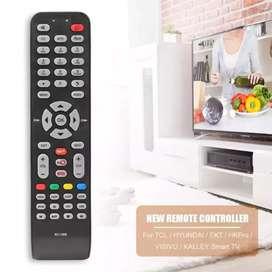 Control Remoto Tv - Hyundai, Kalley, Challenger + Obsequio