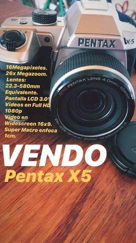 Pentax X5 sr