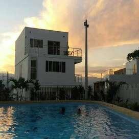 Vendo Cambio Casa Cabaña Campestre 3 Pisos Condominio En Sopetran