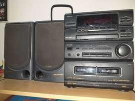 Equipo de Musica Aiwa SX-N330