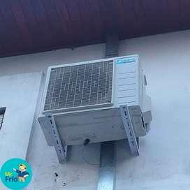 Aire técnico refrigeración instalación desinstalacion