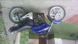 Moto 250 a
