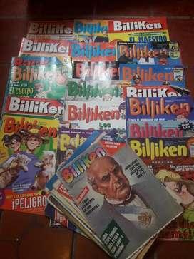 Lote de 32 Revistas Billiken