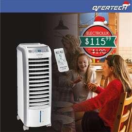 Climatizador de aire Electrolux 4 en 1