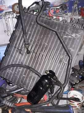 Condensador y filtro de renault clio mod 96