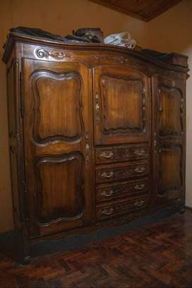 Juego de muebles estilo provenzal - Juego dormitorio chico
