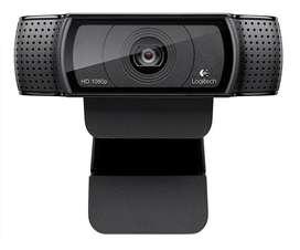 Camara Web Logitech c920 Pro 1080p Webcam Cam Modelaje Portatil PC Alta resolucion segunda mano  Antonio Nariño