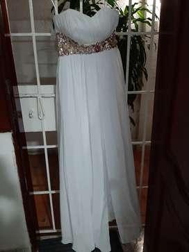 Vestido de novia sin usar