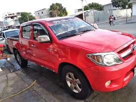 Vendo Toyota Hilux Doble Cabina 2008
