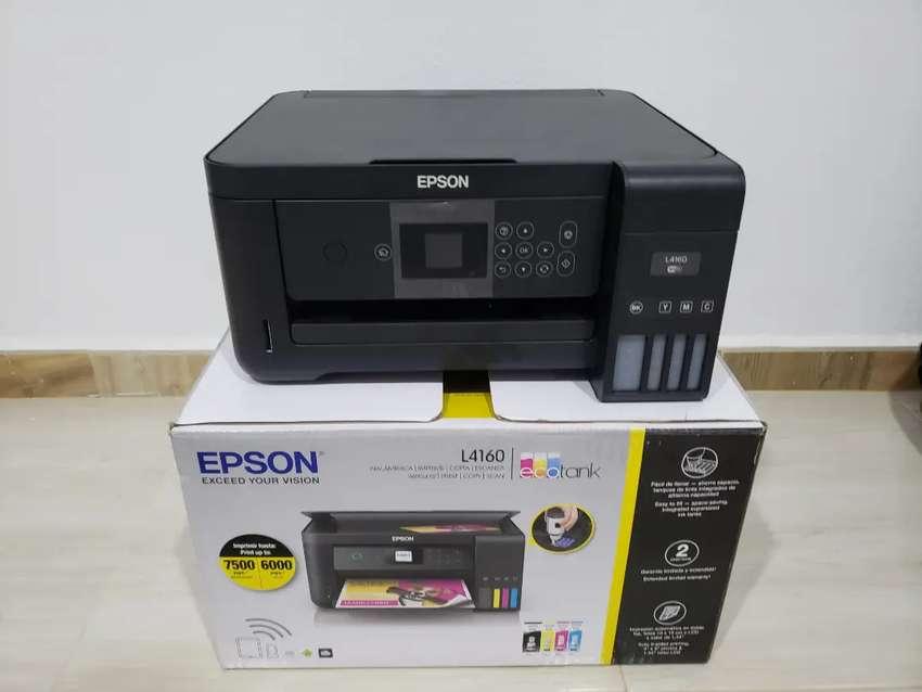IMPRESORA EPSON L4160 NUEVA 0