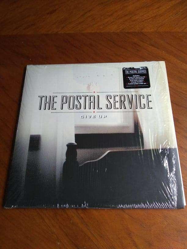 Give Up - The Postal Service (vinilo edición doble) 0