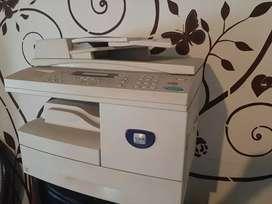Fotocopiadora xerox workcentre4118 totalmente  funcional para trabajo pesado