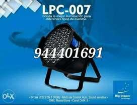 PAR LED 54x3 Reales