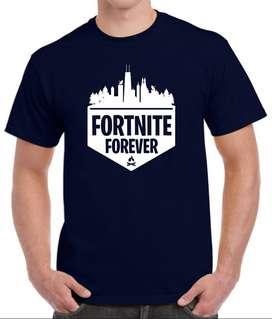 camiseta estampada gamer, fortnite