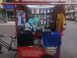 Vendo permuto trailer triciclo