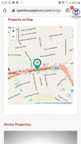 Local Comercial (2) 45 m2 c/u. Terreno 200 m2. Area Total Terreno 300 m2