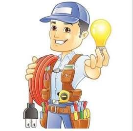 Electricista Domiciliario-presupuesto Sin Cargo