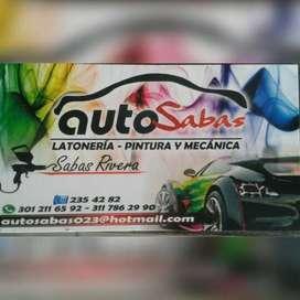 ALISTADOR DE PINTURA AUTOMOTRIZ