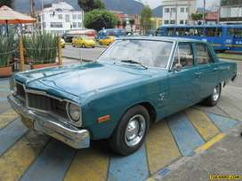 Dodge Dart 1977 / Azul Turquesa / Original