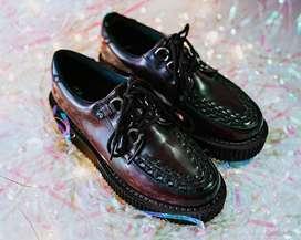 Zapatos Creepers T U K  Anarchic talla 40
