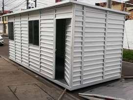 Busco Operario construccion casetas metalicas y en superboard