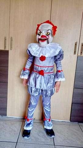 Disfraz de payaso IT PENNYWISE para niño
