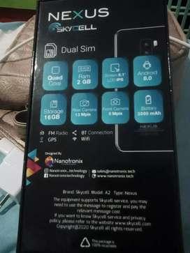 Vendo celular nexus en 300000 Nuevo