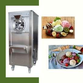 Maquina de helado duro artesanal
