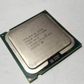 CORE 2 QUAD Q9550 lga 775 sin cooler