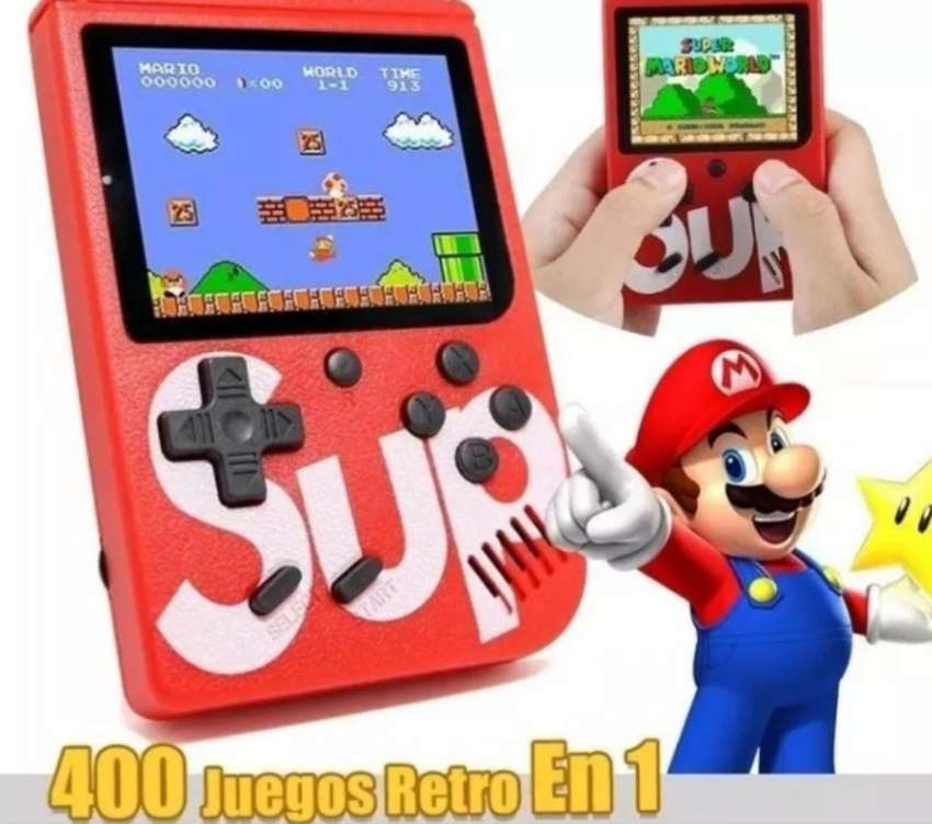 Mini Consola Game Boy Retro 0