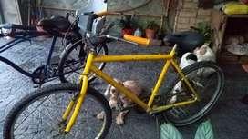 Vendo bici rodado 24