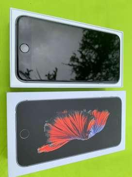 Vendo iphone 6S plus- Impecable 10/10, como para estrenar.