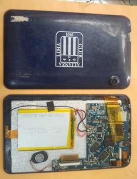 PANTALLA LCD, PLACA ( TARJETA ) DE TABLET ADVANCE - REPUESTOS