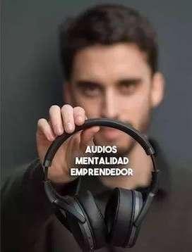 EMPRENDIMIENTO EUGE OLLER +500 AUDIO LIBROS 120GB DE INFORMACION